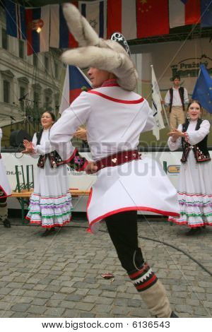Folklore Festival Prague Fair