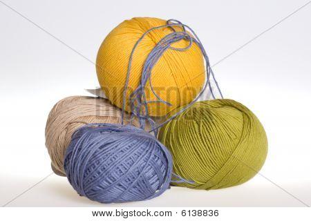 Yarn In Bag