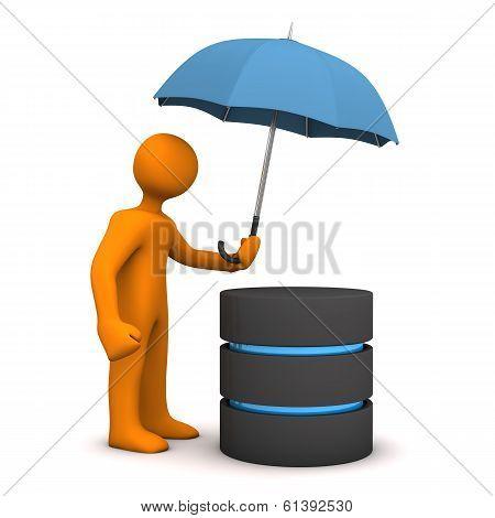 Minikin Database Umbrella