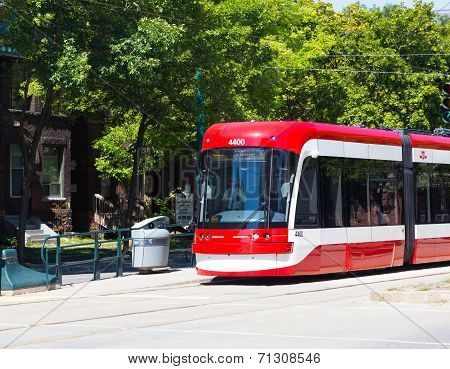 New Toronto Street Cars