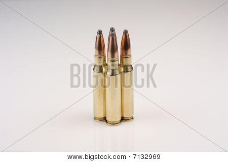 .308 caliber high power rifle ammunition