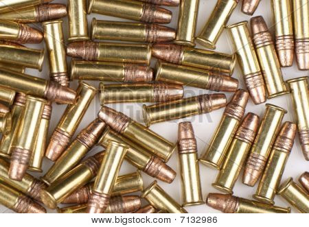 .22 caliber ammunition