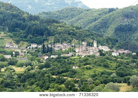Garfagnana (tuscany, Italy)