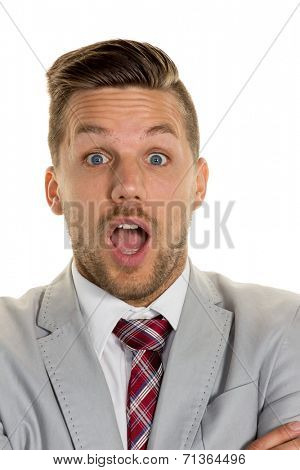 manager acts surprised