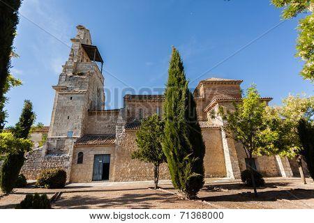 San Cebrian De Mazote Church