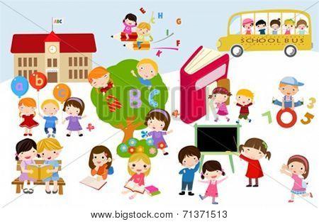 Children and school
