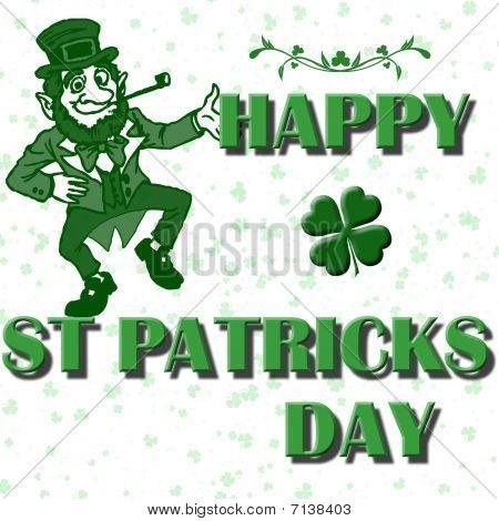 St Patricks Day vector