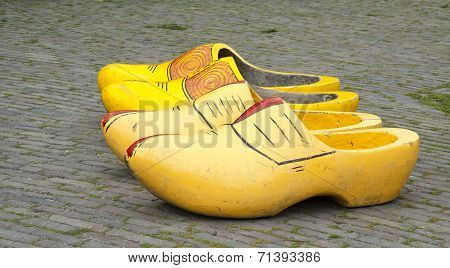 Big Wooden Shoes