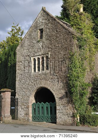 Priory Gate, Usk
