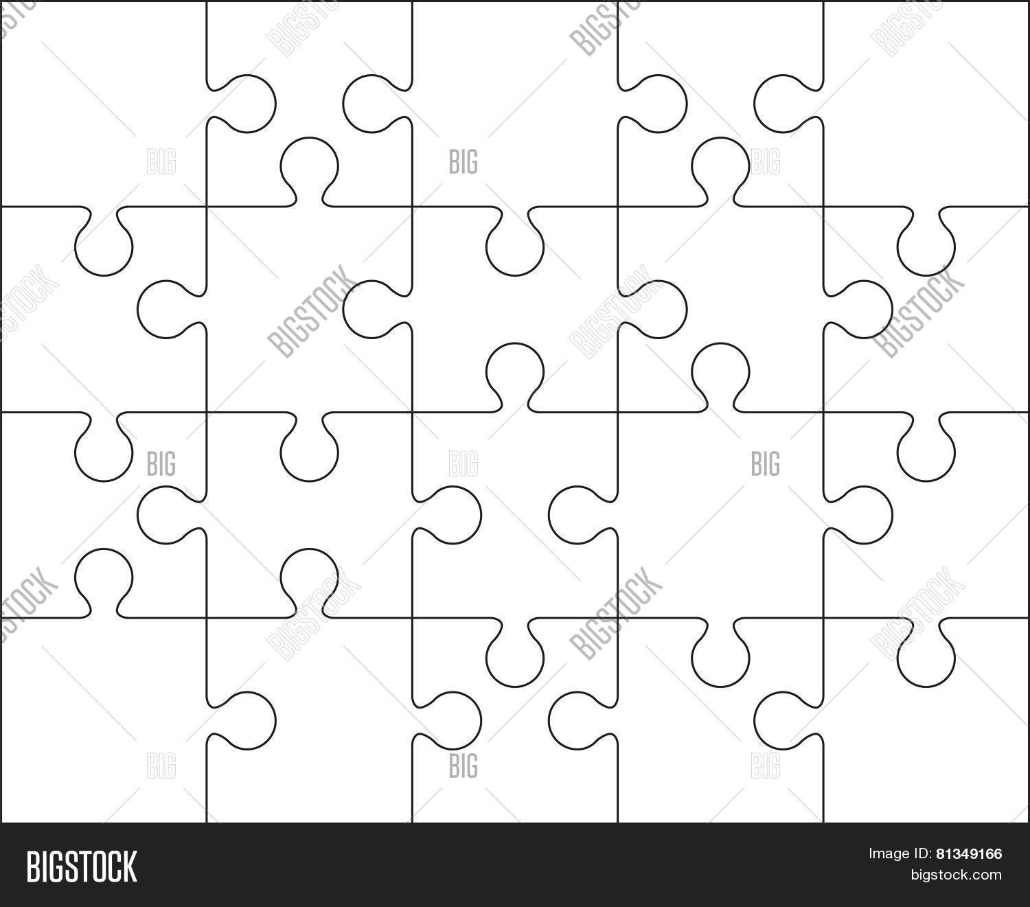20 jigsaw puzzle vector photo free trial bigstock