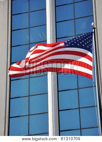 Flag - nation symbol.