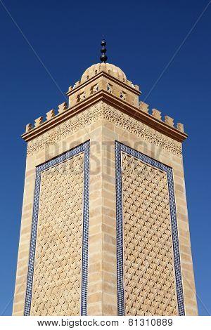 Mosque of Saint Etienne, France