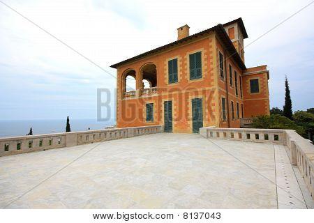 Villa Hanbury Botanic Gardens View Italy