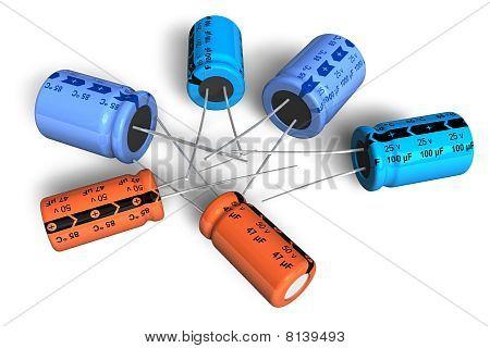 Electrolytic capacitors
