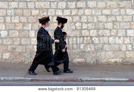 Jews In Jerusalem