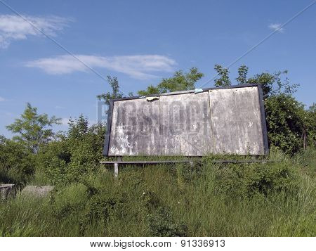 Forgotten Billboard