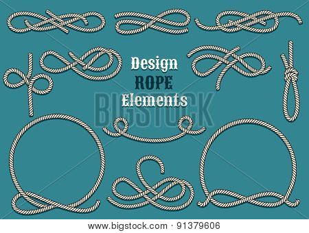 Rope Design Elements