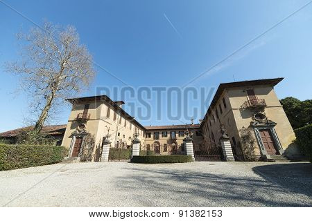 Historic Villa In Brianza