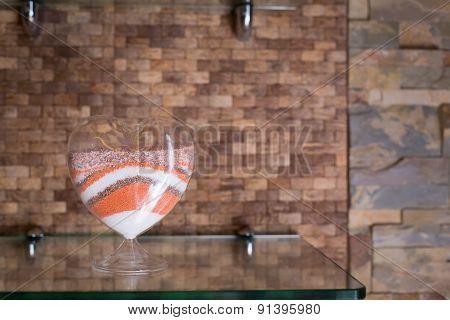 Spa Interior.  Chotchkie