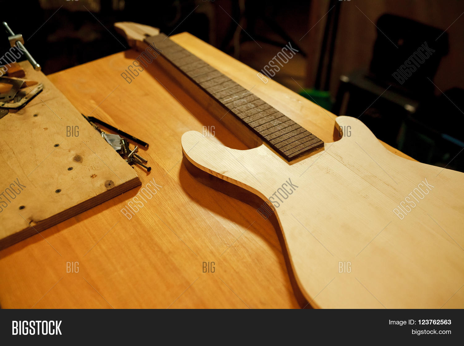 Billet Wood Bass Image & Photo (Free Trial) | Bigstock