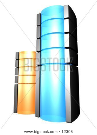 Tow Server Towers