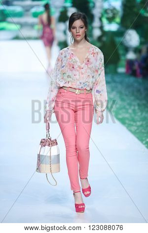 Bipa Fashion Show: Elfs, Zagreb, Croatia.