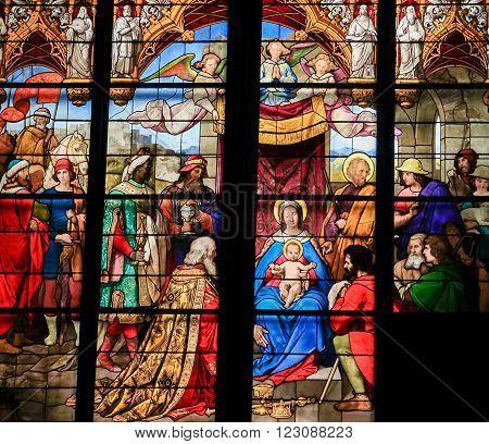 Epiphany - Adoration Of The Magi