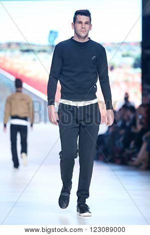 Bipa Fashion Show: Ik Studio, Zagreb, Croatia.