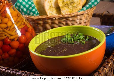 Brazilian Beans Soup