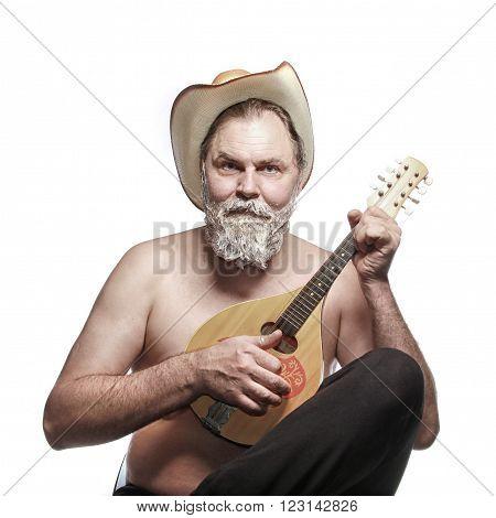 Cowboy Colors Beard