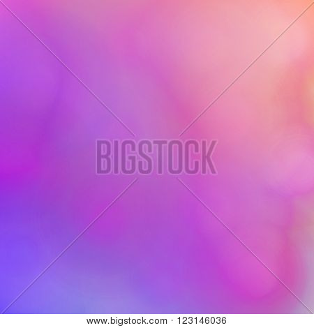 Abstract blurred background. Texture fluid jelly jujube jam jelly fruit pulp or smooth surface. Pink shades
