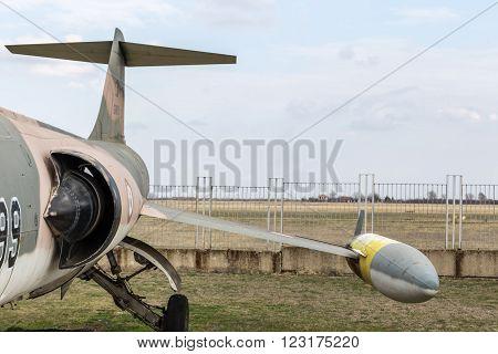 Jet Engine Inlet