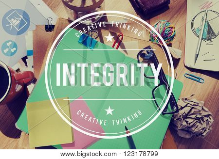 Integrity Self Control Reliable Fairness Concept