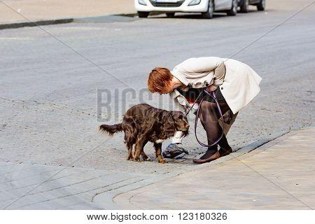 A Dog Has Needs Too