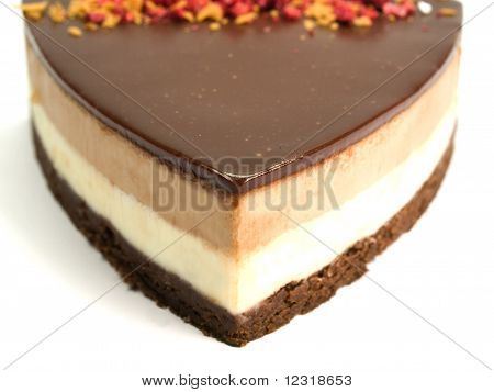 Cake Of Chocolate