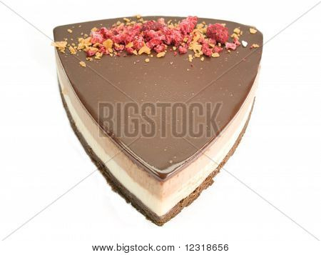 Cake Of Chocolate