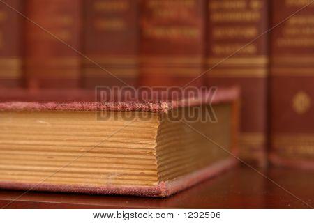 Old Worn Book