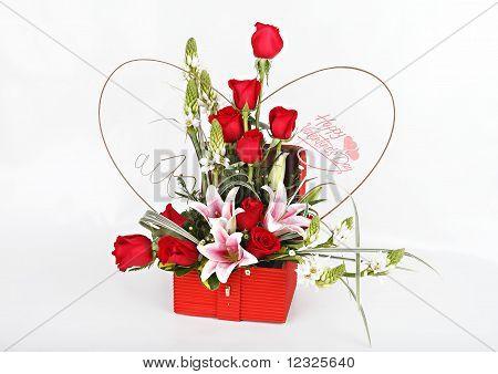Valentin Roses Gift