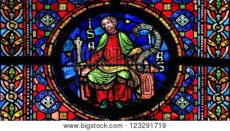 The Prophet Isaiah