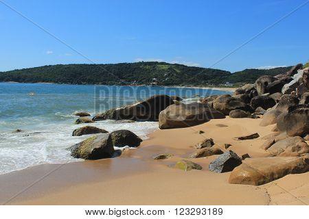 Balneário Camboriú - Brazil - Beach and Sun