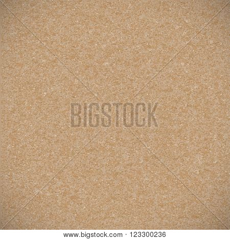 Texture of packing paper. Stock vector illustration.