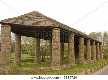 Pillared Barn