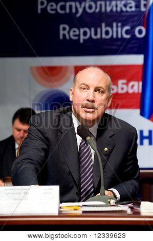 Governor Of Irkutsk Region Of Russia