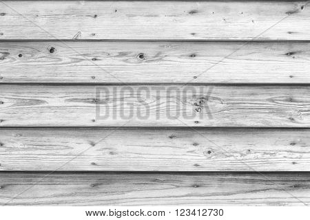 White old wooden wall texture for background.