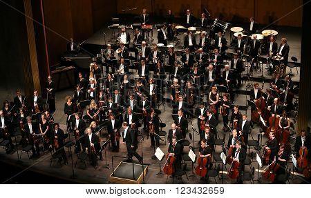 Orchestre National De France, Paris, May 10, 2015