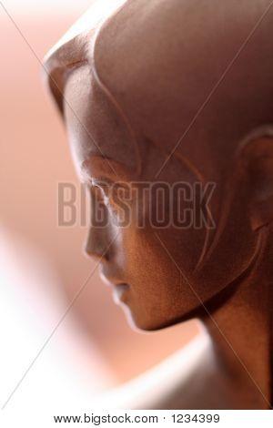 Statue Portrait