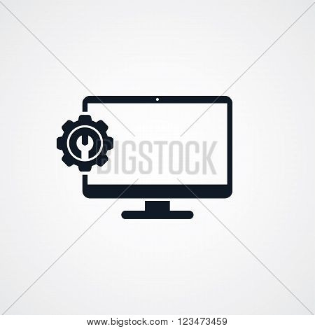 Computer Desktop Repair Setting