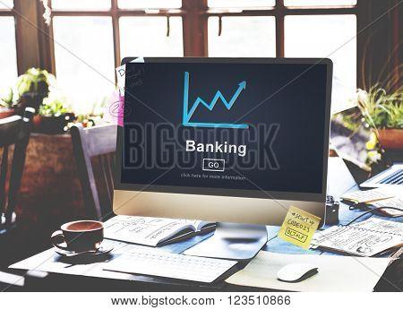Banking Savings Money Financial Concept