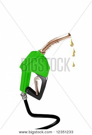 Green Fuel Pump