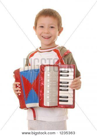 Accordion Boy 7
